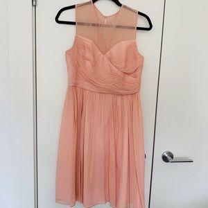 J. Crew Light Pink Formal Dress (NWOT)